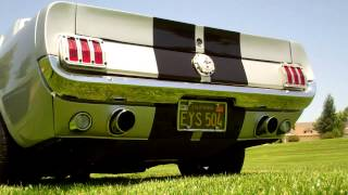 '65 Mustang Resto Mod For Sale