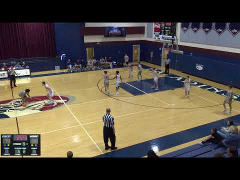 Fellowship Christian vs. Mt Bethel Christian Academy Varsity Womens' Basketball
