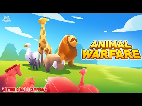 Animal Warfare Android Gameplay (By PlaySide Studios)