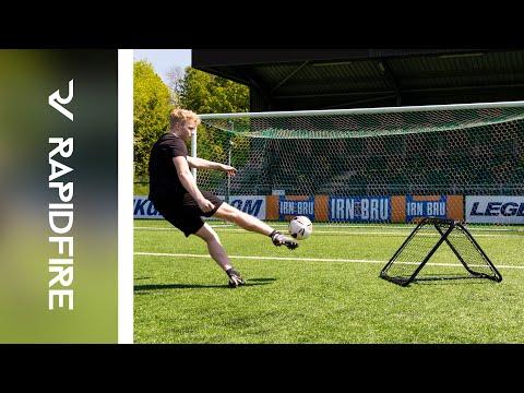 Football rebond formation Net rebondir Soccer Goal Cricket Catch rebondeur