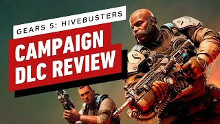Gears 5: Hivebusters DLC Review (Video Game Video Review)