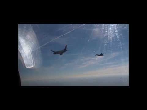 Air Serbia A319 approaching Belgrade Airport-Escort By MIG-29 fighter jet