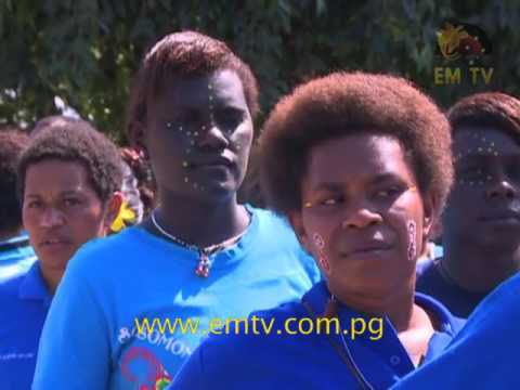 European Union filling voids within PNG