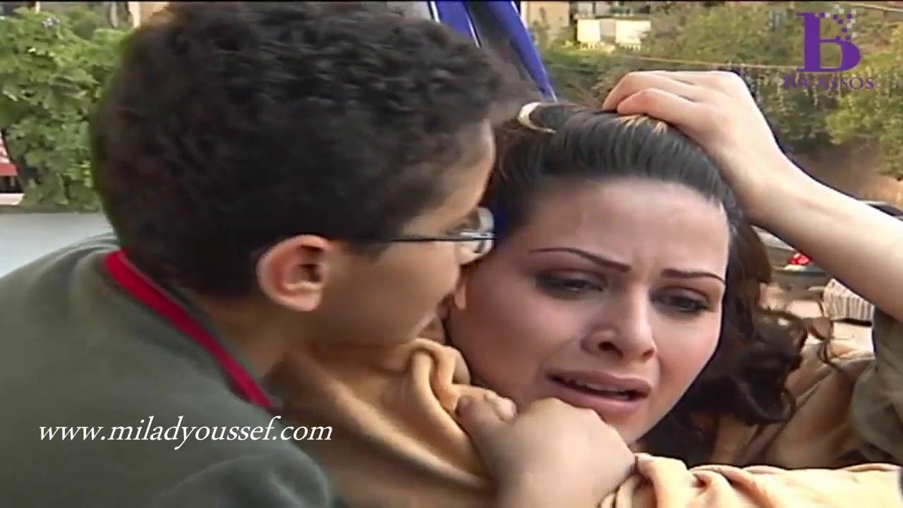 ميلاد يوسف ـ  رحاب تفقد اعصابها وتحاول الانتحار ـ اسياد المال ـ  امارات رزق