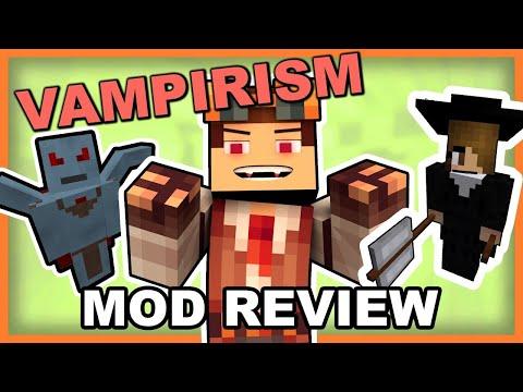 Vampirism - Become a vampire! - Mods - Minecraft - CurseForge