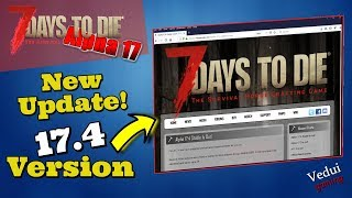 Скачать 7 Days To Die Alpha 17 New UPDATE Alpha 17 4 Stable Released Vedui42