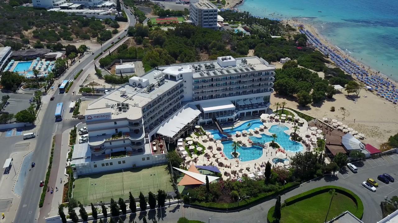 Zypern Ayia Napa Melissi Beach Hotel