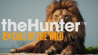 🔴THE HUNTER CALL OF THE WILD 🔴КТО ТУТ ЦАРЬ ЗВЕРЕЙ?!?! ОХОТА НА ЛЬВА