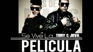 Tony & Jova Los De La Magic - Se Vive La Pelicula (Prod. By. Cris Omar & Walde The Beat Maker)
