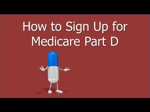How To Sign Up For Medicare Part
