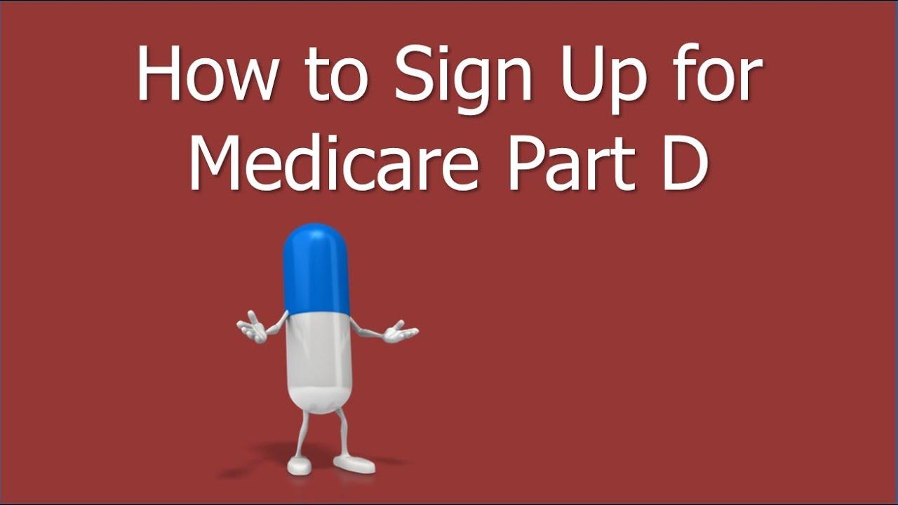 how do i sign up for medicare part a only online