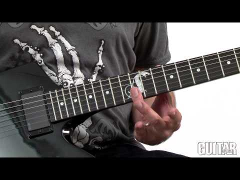 Kenny Wayne Shepherd: 'Never Lookin' Back' Video Lesson ...