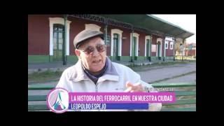 Espacio Rosales 26/09/16 Las Historias del Tren en Punta Alta