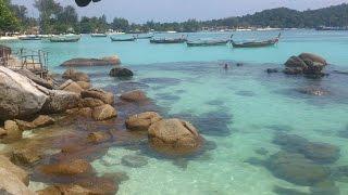 Ностальгия. Путешествие в Тайланд. Подводная охота. Spearfishing.Travel in Thailand.