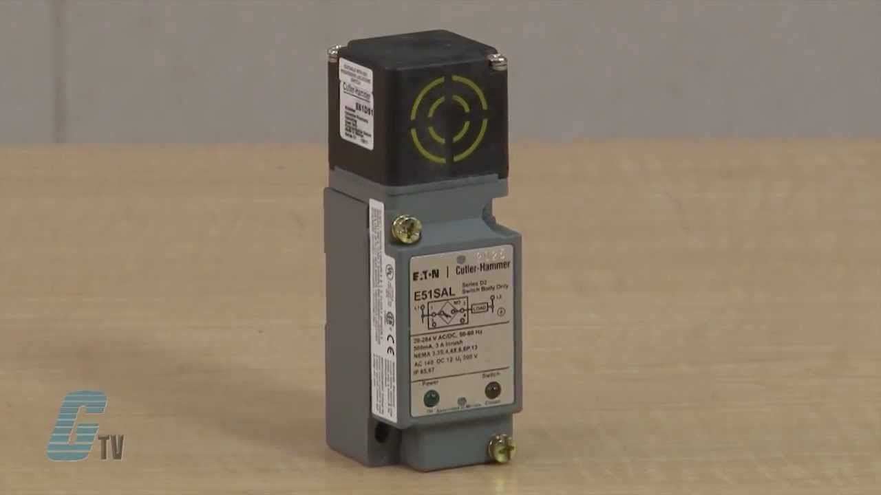 Eaton Cutler Hammer E51 Modular Limit Switch Style Series