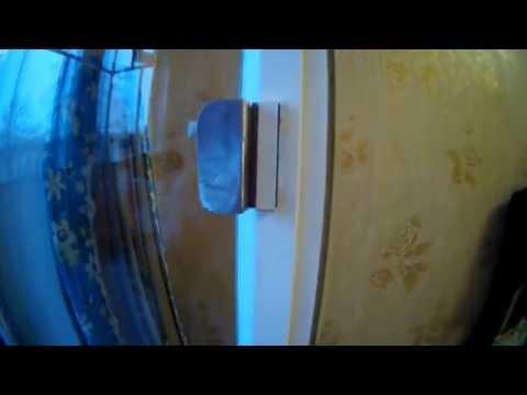 КАК ОТРЕМОНТИРОВАТЬ ДВЕРНУЮ РУЧКУ БАЛКОНА. HOW TO REPAIR THE DOOR HANDLE OF THE BALCONY.