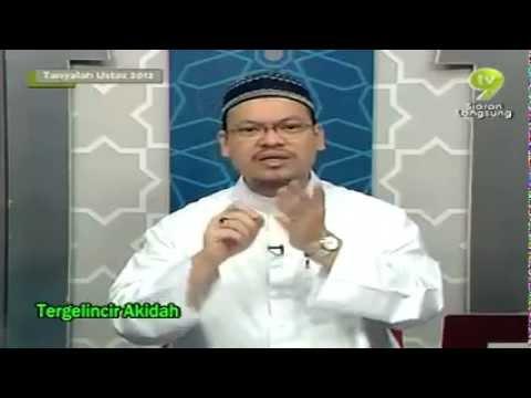 Adat-adat Melayu Tergelincir Aqidah- Dr Zaharuddin Abd Rahman
