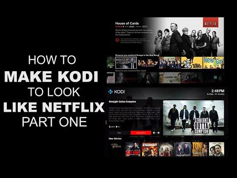 how to make video thumbnails kodi