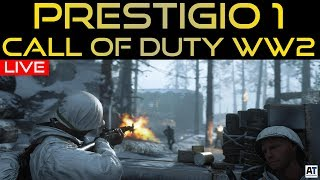 ROAD TO ULTIMO PRESTIGIO #3 - CALL OF DUTY WW2 [COD WWII MULTIPLAYER ITA]