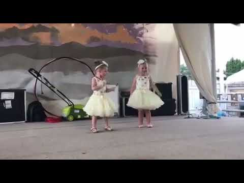 Memphis and Emmy 2017 Owyhee County Fair