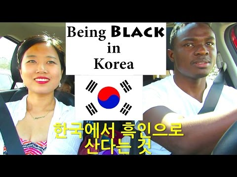Black in Korea | 5 yrs as dark-skinned foreigner: Dating Stares Reaction:Culture Talk #3