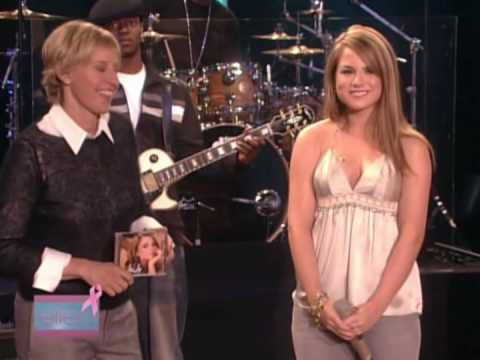 JoJo - Too little, too late (Live at Ellen DeGeneres Show)