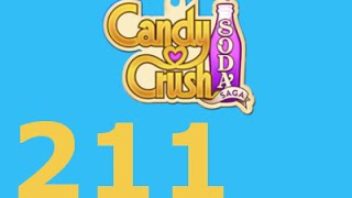 Candy Crush Soda Saga Livello 211 Level 211