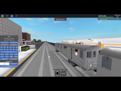 All Subway Transit Trains