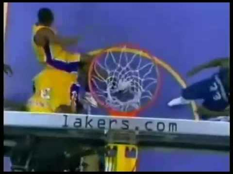 KOBE DUNKS ON OLOWOKANDI [KB24]