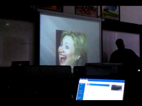 School Presentation Porn YouTube - Lecturer accidentally projected porn one classes