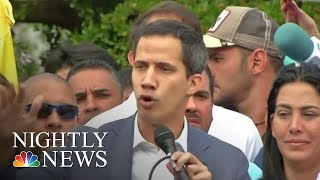 Venezuelan Opposition Leader Speaks Out As More Countries Join US In Recognizing | NBC Nightly News