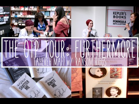 THE OTP TOUR with Tahereh Mafi & Ransom Riggs | VLOG
