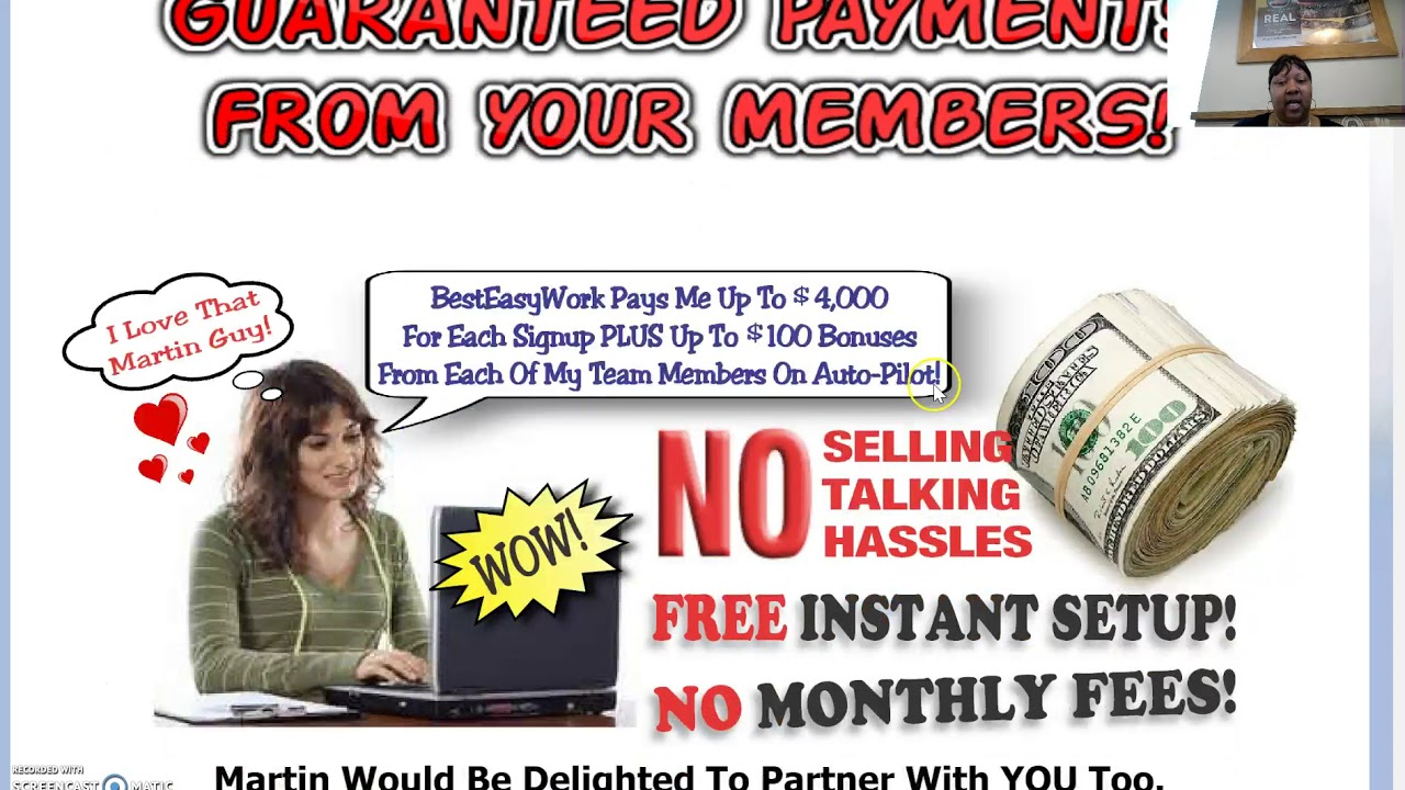 Best Easy Work Review] $470 Day Home Business Idea-(Internet ...