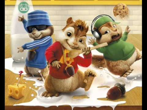 long way to go Alvin and chipmunks