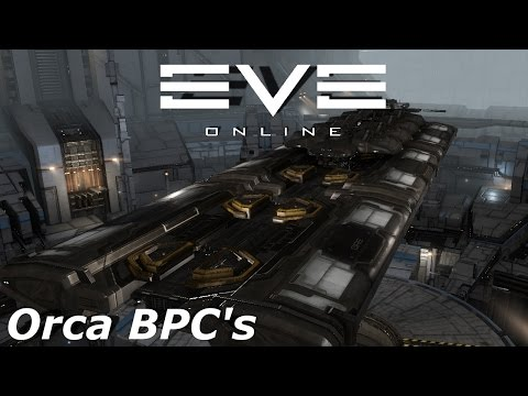 EVE Online - Orca building phase 2