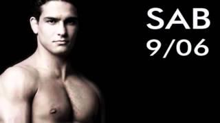 PROGRAMAÇÃO THE CLUB - SEX 8-6: LUXÚRIA / SAB 9/06: DJS RODRIGO PONTES E FELIPE CÂNDIDO