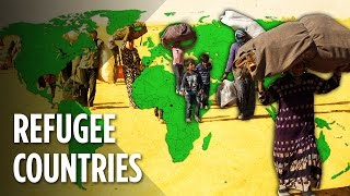 Which Countries Have The Most Refugees?