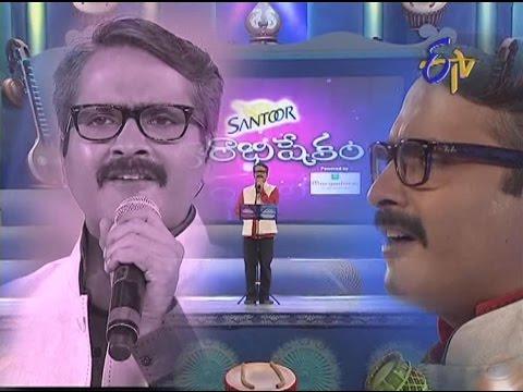 Swarabhishekam - S.P Performance - Ve Vela Varnala Song - 13th July 2014