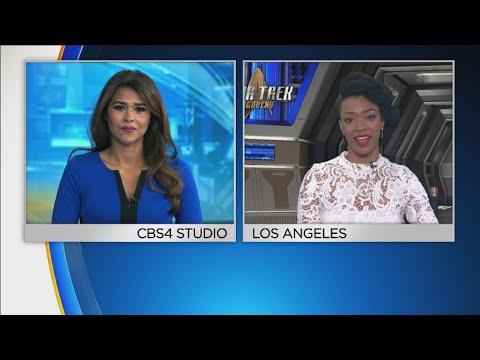 Sonequa MartinGreen Talks 'Star Trek: Discovery'