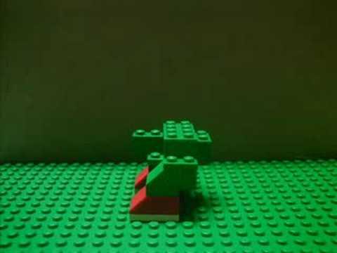 How To Make A Lego Yoshi Youtube