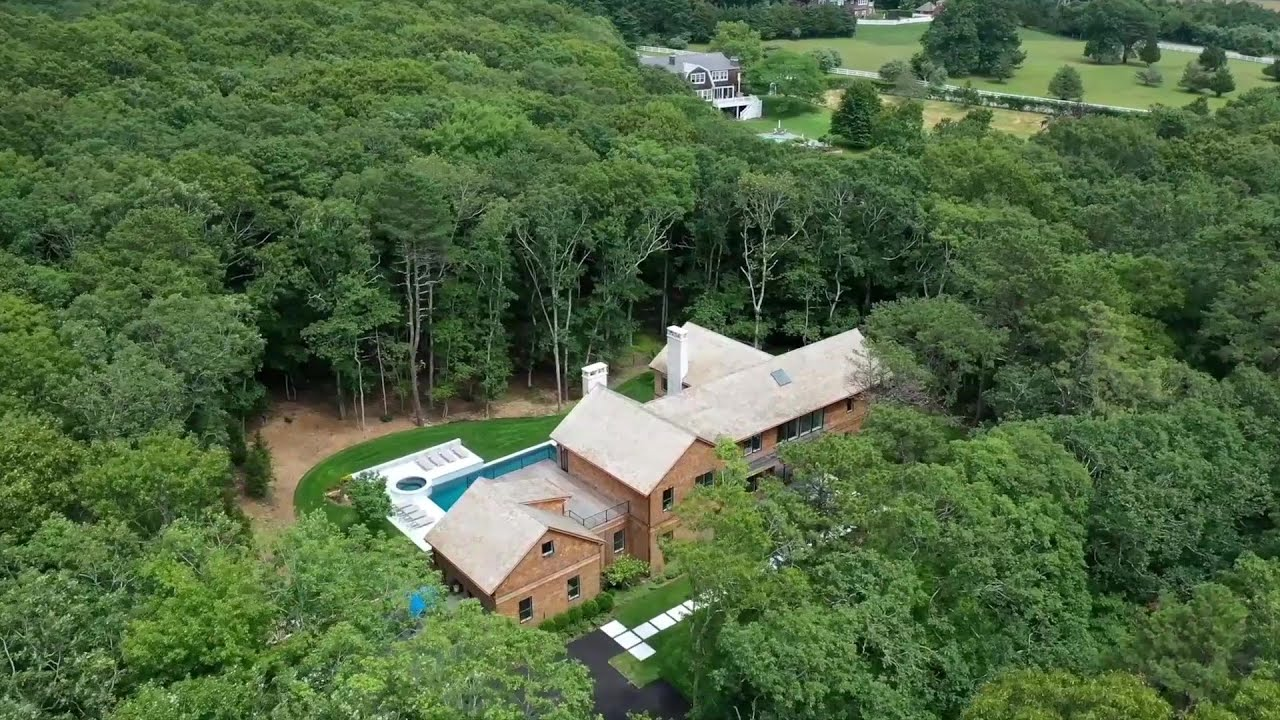 Brown Harris Stevens presents 1127 Noyac Path  -  Water Mill, NY