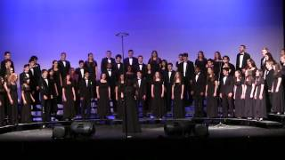 Spring Concert 2014: East Singers (I Am Not Yours)