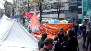 Occupy Amsterdam, Netherlands 99%
