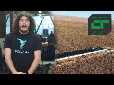 So Hype for Hyperloop | Crunch Report