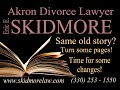 Sometimes it is the same old story. If matrimonial bindings cannot be mended then perhaps it's time for a new chapter. Turn some pages, time for some changes.  Akron family law lawyer Eric E. Skidmore has over 30 years experience in divorce and dissolution cases in Northeast Ohio. Serving Medina, Portage, Summit , and Stark counties.