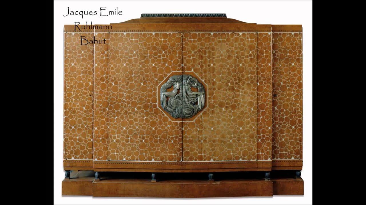 Art Deco Mobilier
