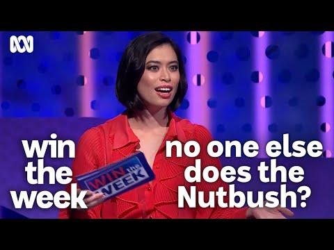 Only Australians do the Nutbush dance? | Win The Week