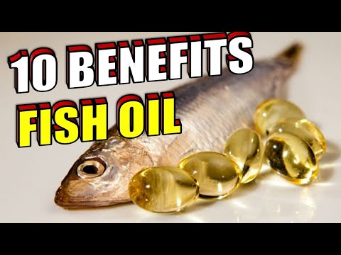 10 Wonder Benefits Of Fish Oil For Men & Women Including Skin Care & Hair Growth