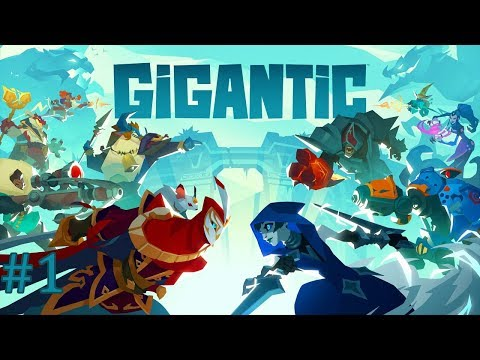 Flik & Friends Play Gigantic | #1