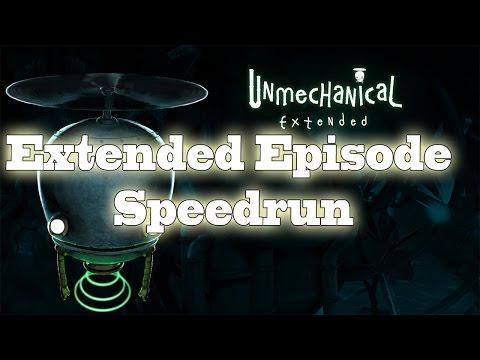 Unmechanical Extended Speedrun Xbox One